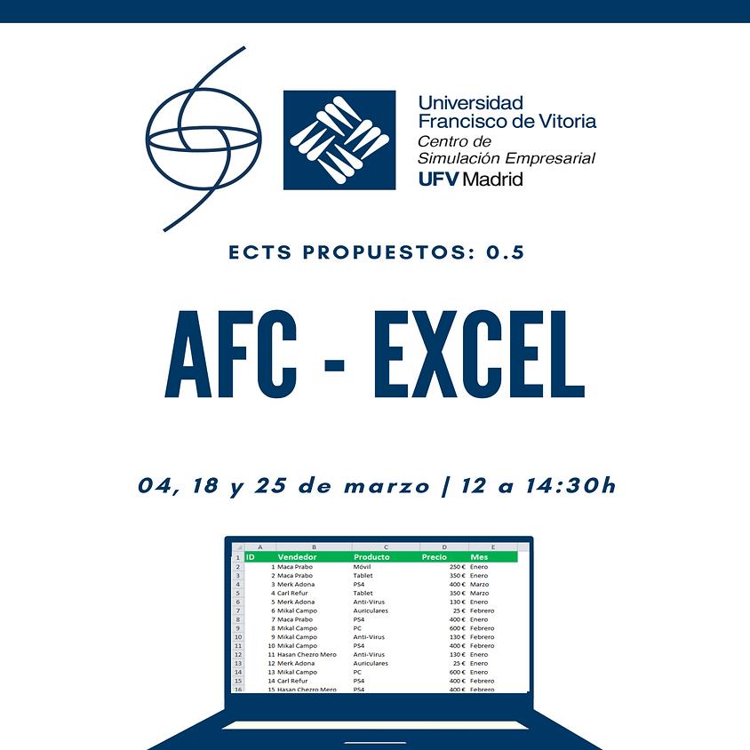 AFC - EXCEL