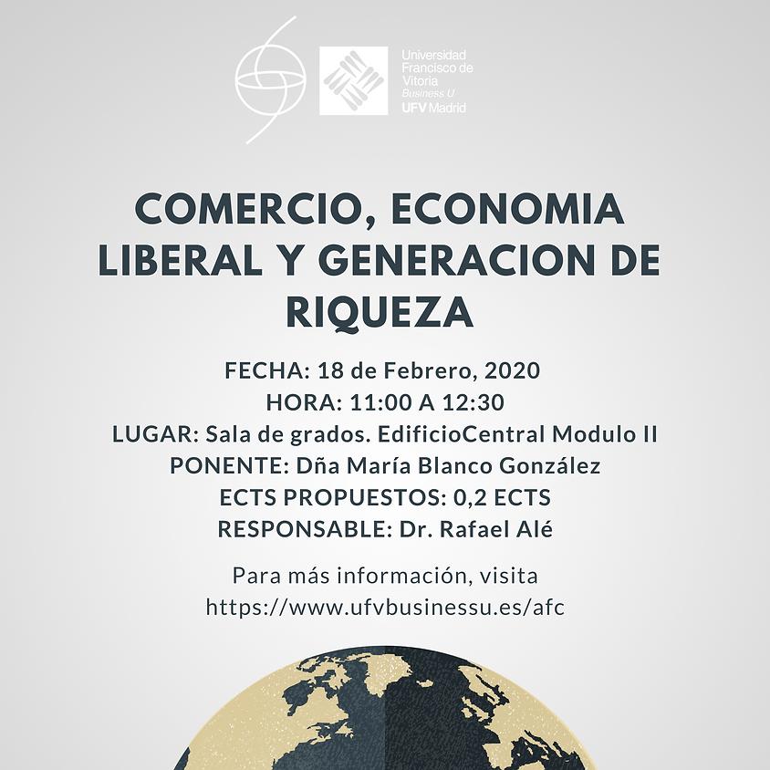 AFC - COMERCIO, ECONOMIA LIBERAL Y GENERACION DE RIQUEZA