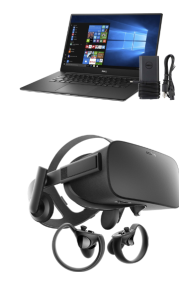 The Dell Microsoft for Education VR kit