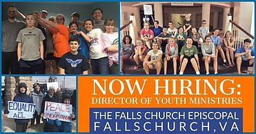 Now Hiring Director of Youth Ministries