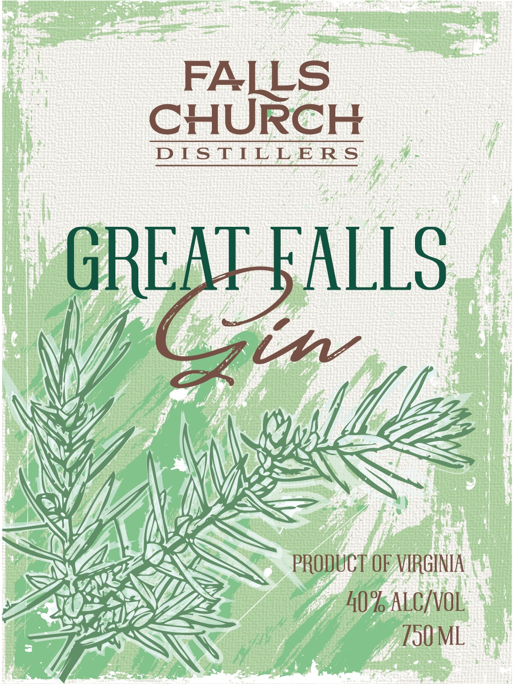 Great Falls Gin