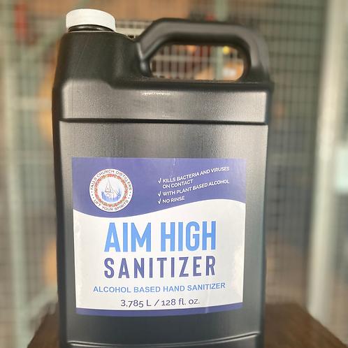 Aim High Sanitizer - 1 Gallon