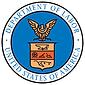 U.S. Department of Labor Seal