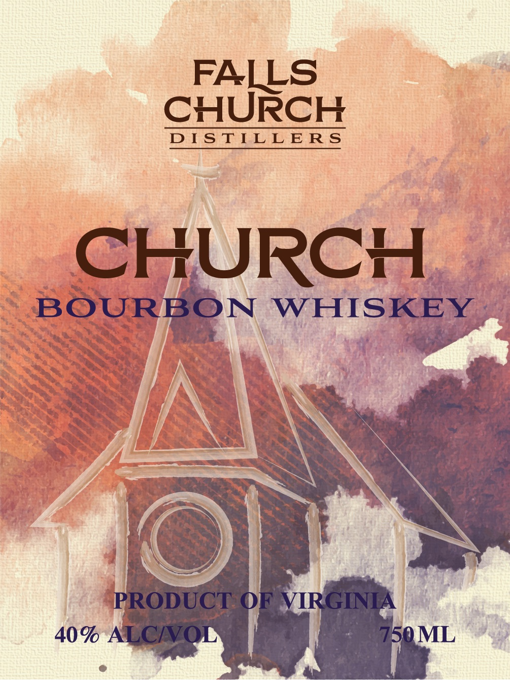 Church Bourbon Whiskey