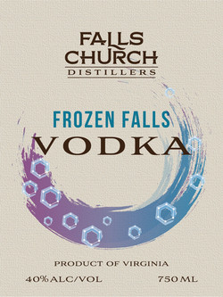 Frozen Falls Vodka