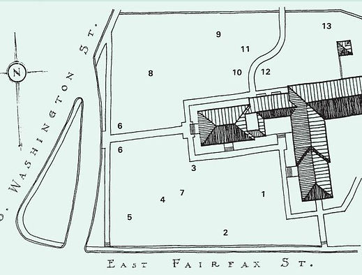 Gravestones Map
