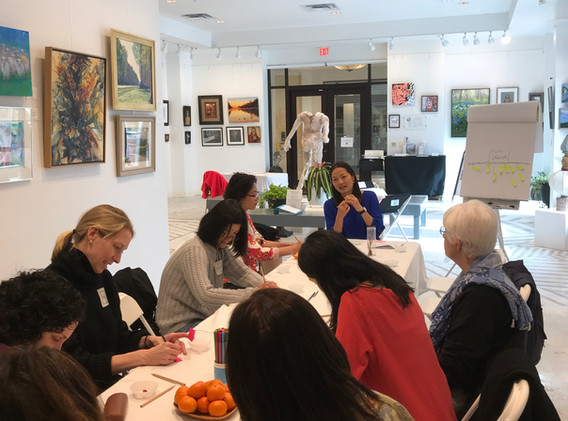 A Taste of Mindfulness @ Falls Church Arts Gallery