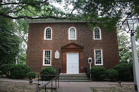 The Falls Church Episcopal