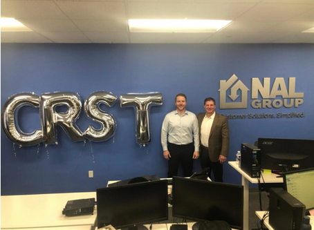 CRST International, Inc. Acquires NAL Group