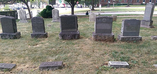 Ball-Dulaney Headstone