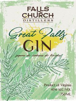 Great Falls Gin Lemon Verbena-01