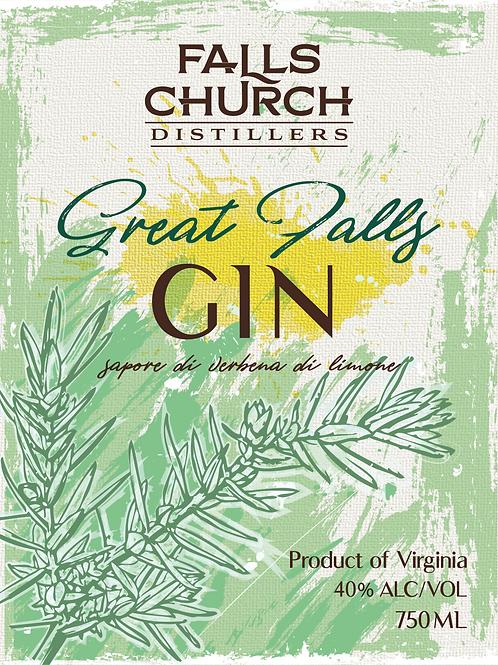 Great Falls Gin - Lemon Verbena