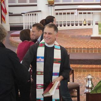 Reverend John Ohmer