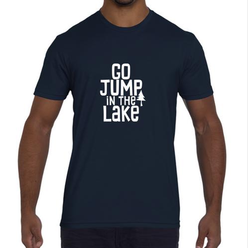 Unisex Jump Tee