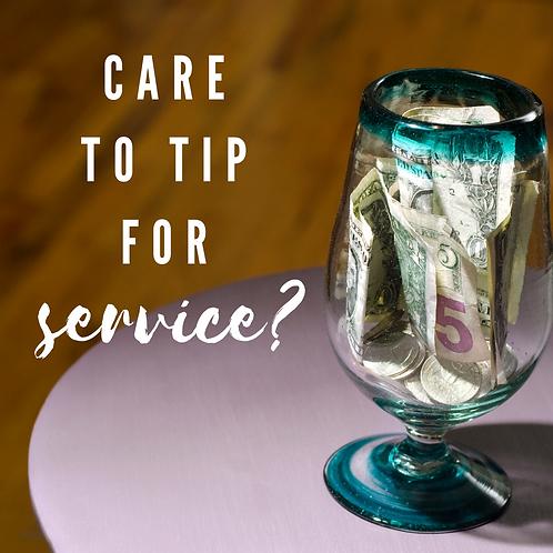Service Tip