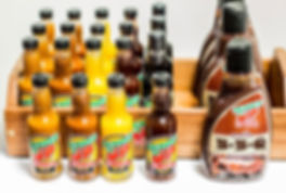 Pepper Up product labels