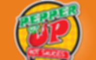 Pepper Up Hot Sauces logotype