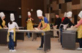 Team Cook - Pizza Class
