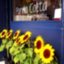 Panna Cotta's front door