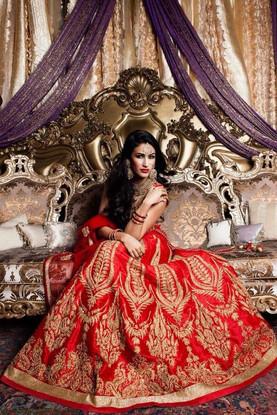 INDIAN WEDDING PHOTOSHOOT