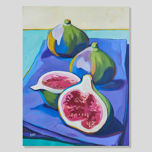 Figs on Purple
