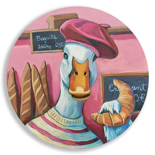Croissant Duck