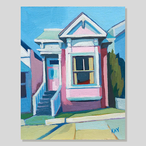 Pink House Study