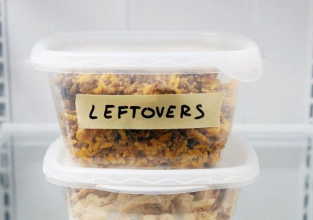 Food-Leftovers. How safe are they?