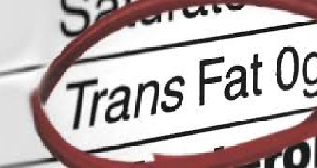 Trans-fats and what to check on labels