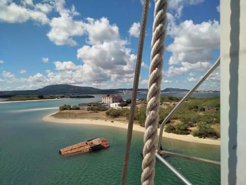 Caldeira, a hidden bay