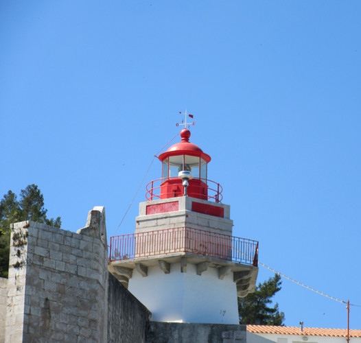 Olhão lighthouse