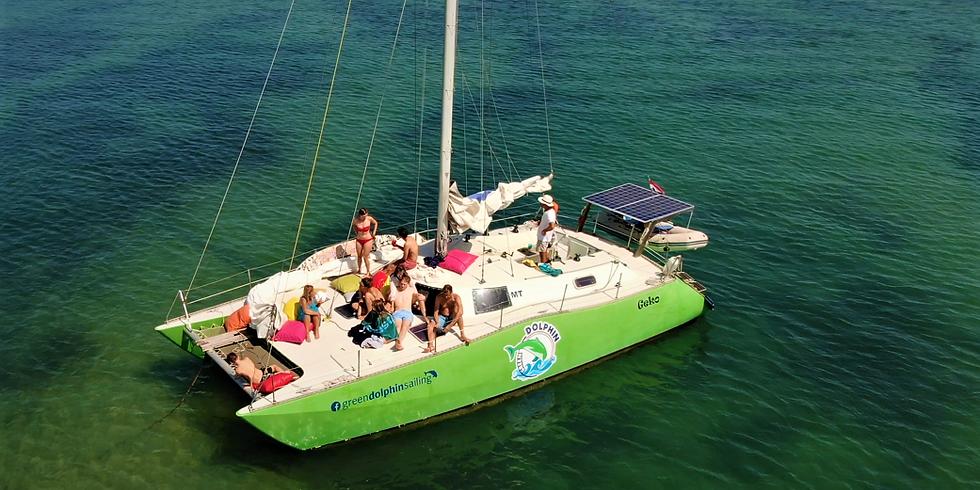 Sailing & Relaxing | 14:30 - 18:00