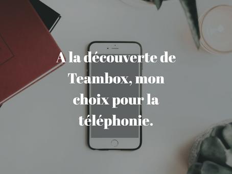 A la découverte de Teambox, mon choix pour la téléphonie.