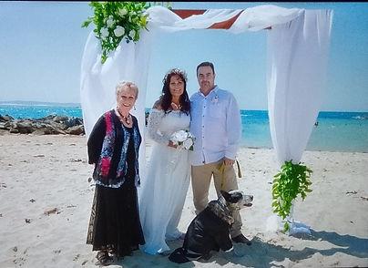 Swansea Heads Wedding
