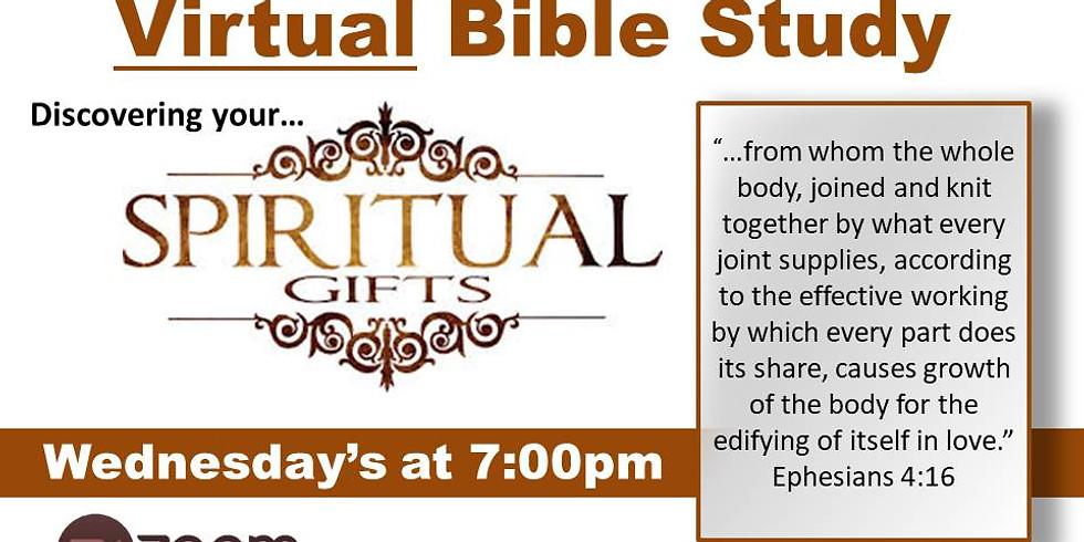 Virtual Bible Study Weekly