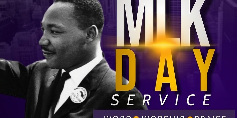 MLK Day Services