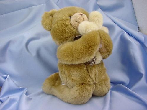 """Cuddle Cross Praying Bear 18"""""""