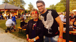 MICHELE with CLAUDIO GOLINELLI