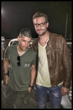 MICHELE with CLAUDIO DIRANI