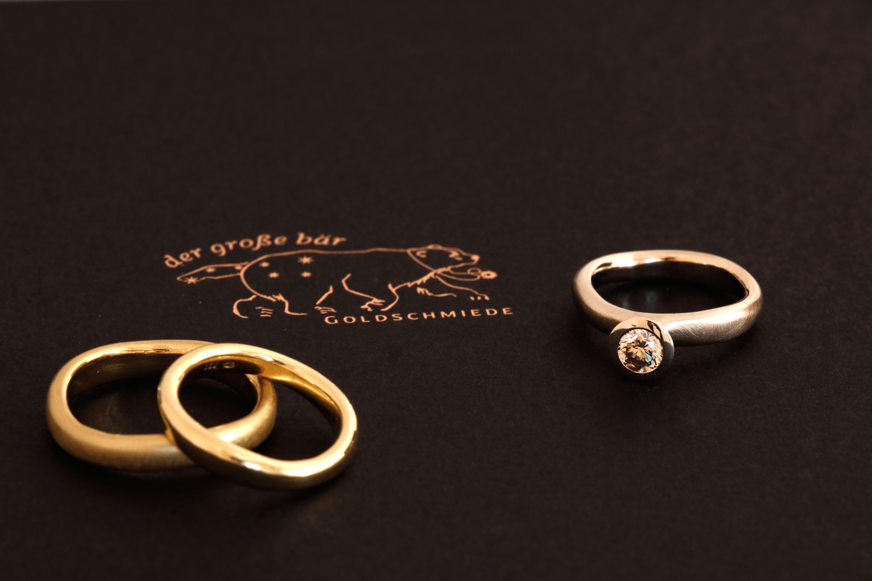 Ehe & Verlobungs Ringe