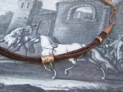 Pferdehaar Collier