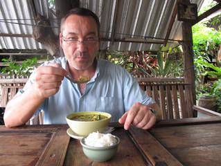 Der Thai isst gerne scharf