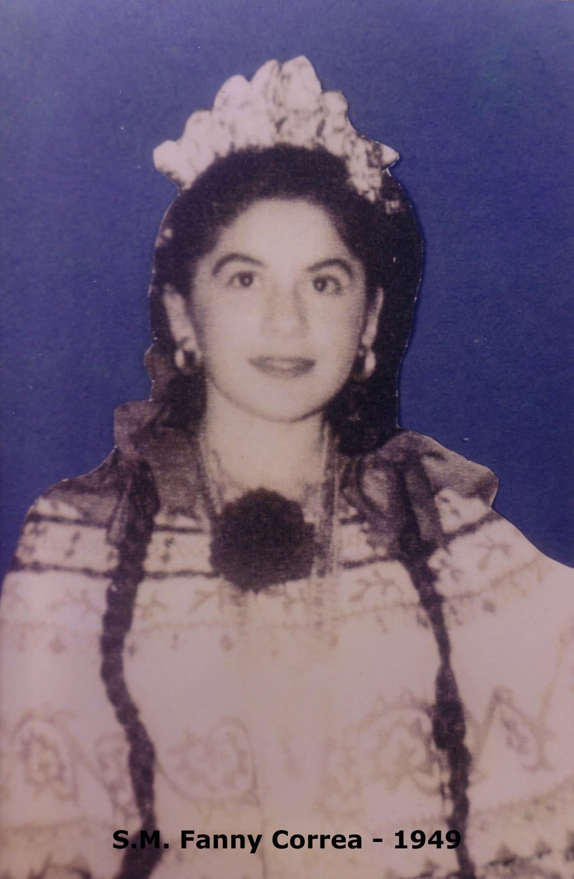 S.M. Fanny Correa (1949)