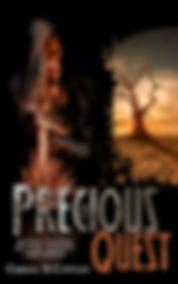 KINDLE The Precious Quest 1 Book Cover.p