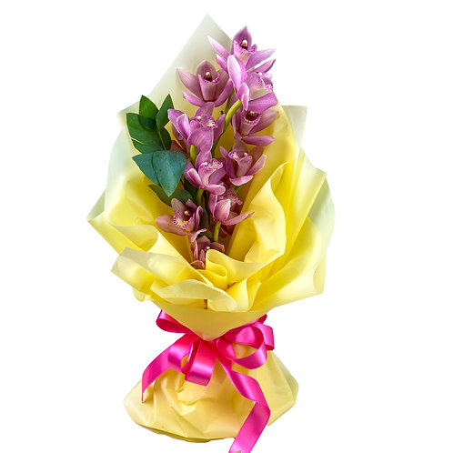 BOUQUET OF CYMBIDIUM ORCHIDS