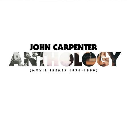 JOHN CARPENTER - 'ANTHOLOGY'