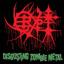 CRYPT - 'DISGUSTING ZOMBIE METAL'
