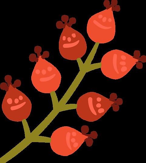 Botones florales