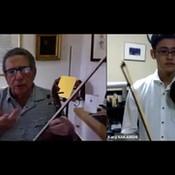 Rodney Friend Masterclass-Friend's International Violin Academy 2020