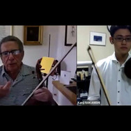 Rodney Friend Masterclass-Friend's International Violin Academy 2020